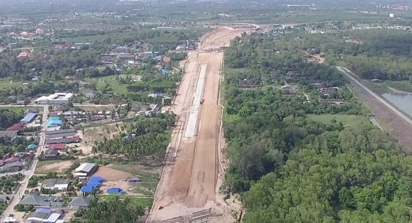 East Pattaya Sees Massive Investment in Infrastructure